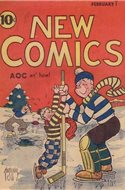 New Comics / New Adventure Comics / Adventure Comics (1935-1983; 2009-2011) (Saddle-Stitched) #3