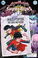 Las aventuras de los Superhijos (Grapa 24 pp) #2