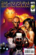 The Invincible Iron Man (Vol. 1 2008-2012) (Comic Book) #5