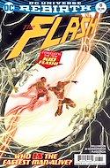 The Flash Vol. 5 (2016-2020) (Comic Book) #8