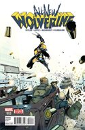 All-New Wolverine (2016-) (Comic book) #3