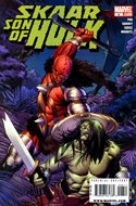 Skaar: Son of Hulk (grapa) #6