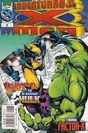Las nuevas aventuras de los X-Men Vol. 2 (Grapa 24 pp) #5