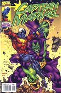 Capitán Marvel vol. 1 (2000-2002) (Grapa.) #4