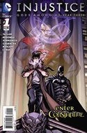 Injustice: Gods Among Us: Year Three (Comic-Book) #1