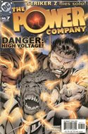 The Power Company (Comic Book) #7