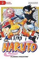 Naruto (Rústica con sobrecubierta) #2