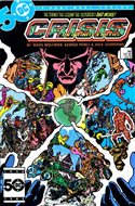 Crisis on Infinite Earths (Comic Book) #3