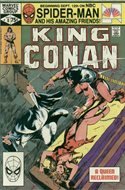 King Conan / Conan the King (Grapa, 48 págs.) #8