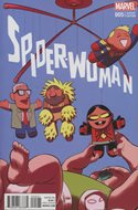 Spider-Woman (Vol. 6 2015-2017 Variant Cover) (Comic Book) #5