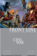 Civil War: Front Line (Comic-Book) #1