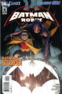 Batman and Robin Vol. 2 (2011-2015) (Comic Book) #5