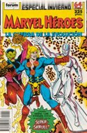Marvel Héroes. Especiales (1987-1993) (Grapa 64 pp) #4