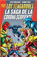 Los Vengadores. Marvel Gold (Rústica con solapas) #8