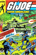 Comando G.I.Joe (Grapa 32 pp) #4