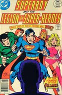 Superboy and the Legion of Super-Heroes (Grapa) #228
