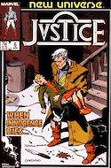 Justice. New Universe (1986) (Grapa.) #6