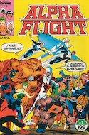 Alpha Flight Vol. 1 / Marvel Two-in-one: Alpha Flight & La Masa Vol.1 (1985-1992) (Grapa 32-64 pp) #1