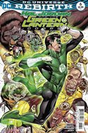 Hal Jordan and the Green Lantern Corps (2016-2018) (Comic-book) #6