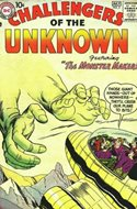 Challengers of the Unknown vol.1 (Grapa) #2