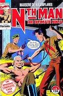Nth Man. The Ultimate Ninja (Grapa. 17x26. 24 páginas. Color. 1991-1992) #5