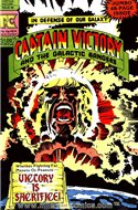 Captain Victory and the Galactic Rangers (Comic Book. 1981) #6