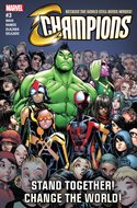 Champions Vol. 2 (Comic Book) #3