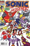 Sonic the Hedgehog (Comic Book) #1