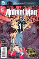 Animal Man vol. 2 (2011-2014) (Comic-book) #7