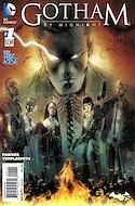Gotham by Midnight (Comic Book 32 pp) #1
