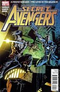 Secret Avengers Vol. 1 (2010-2013) (Grapa) #9