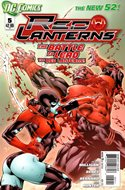 Red Lanterns (2011 - 2015) New 52 #5