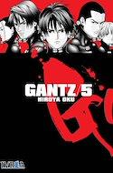 Gantz (Rústica) #5