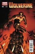 Wolverine (2014 Variant Cover) (Comic Book) #3