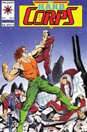 The H.A.R.D Corps (Comic Book) #2