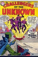 Challengers of the Unknown vol.1 (Grapa) #4
