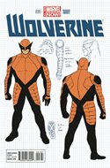 Wolverine (2014 Variant Cover) (Comic Book) #1.2