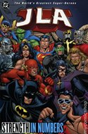 JLA Vol. 1 (1997-2006 Variant Cover) (Softcover) #4