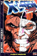 X-Men Saga (Grapa 40-28 pp) #7