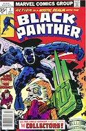 Black Panther (1977-1979) (Comic Book) #4