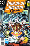 Liga de la Justicia Europa (1989-1992) #9