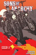 Sons of the Anarchy (Comic Book) #7