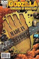 Godzilla: Kingdom of Monsters (Comic Book) #6