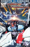 Transformers: Robots in Disguise (Cómic grapa) #3