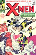 The Uncanny X-Men (1963-2011) (Comic-Book) #1