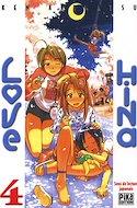 Love Hina (Manga, sentido de lectura oriental.) #4