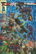 Transformers vs G.I.Joe (Comic Book 24 pp) #4