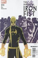 The Immortal Iron Fist (2007-2009) (Grapa) #6
