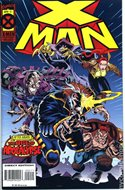 X-Man (Comic-Book) #2