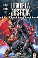 Liga de la Justicia (Coleccionable semanal) (Cartoné 120 pp) #2